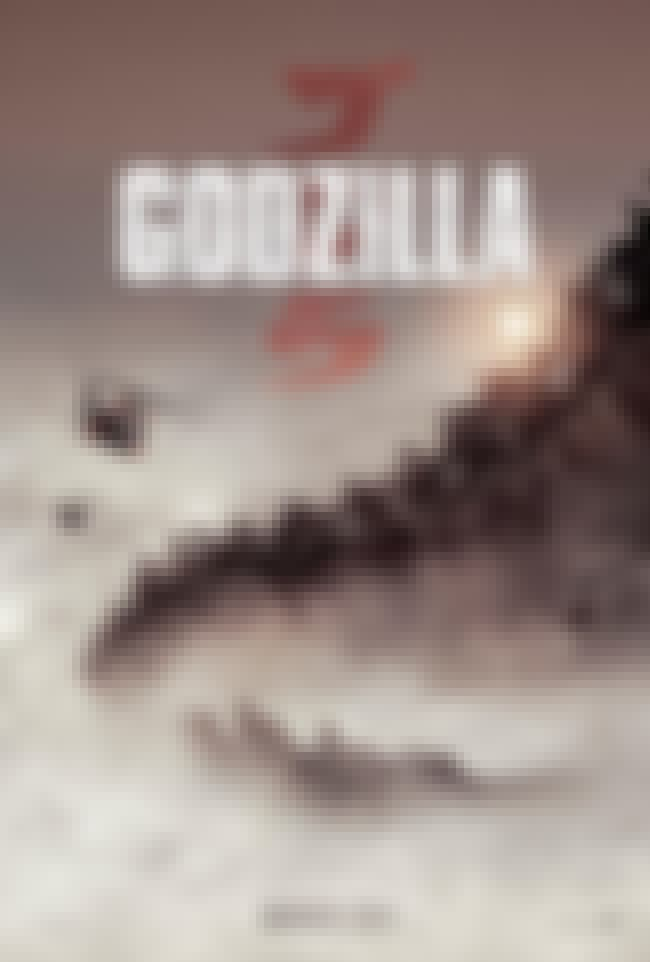 Godzilla is listed (or ranked) 4 on the list The Best 2014 Movie Posters