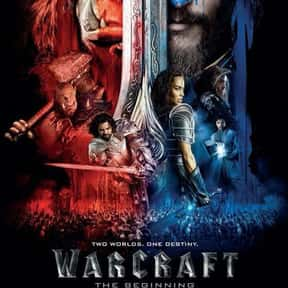 Warcraft is listed (or ranked) 8 on the list The Best Video Game Movies