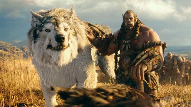 Warcraft is listed (or ranked) 4 on the list Notorious Mega-Flops That Actually Made Way More Money Than You Think