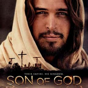 Son of God is listed (or ranked) 6 on the list The Greatest Movies About Jesus Christ, Ranked