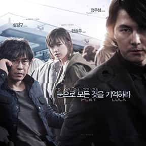 Cold Eyes is listed (or ranked) 23 on the list The Best Korean Thrillers Of All Time