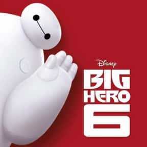 Big Hero 6 is listed (or ranked) 3 on the list Good Movies for ESL Students to Watch