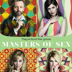 Masters of Sex is listed (or ranked) 15 on the list The Greatest TV Shows Set in the '50s