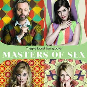 Masters of Sex is listed (or ranked) 19 on the list The Greatest TV Shows Set in the 1970s