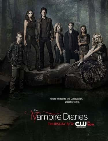 The Vampire Diaries - Season 5 is listed (or ranked) 6 on the list The Best Seasons of 'The Vampire Diaries'