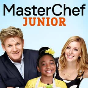 MasterChef Junior is listed (or ranked) 7 on the list The Best Reality Shows Currently on TV