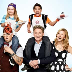 MasterChef Junior is listed (or ranked) 7 on the list The Most Watchable Cooking Competition Shows