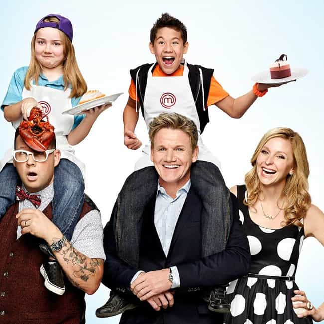 MasterChef Junior is listed (or ranked) 1 on the list The Best Kid Versions of Reality TV Shows