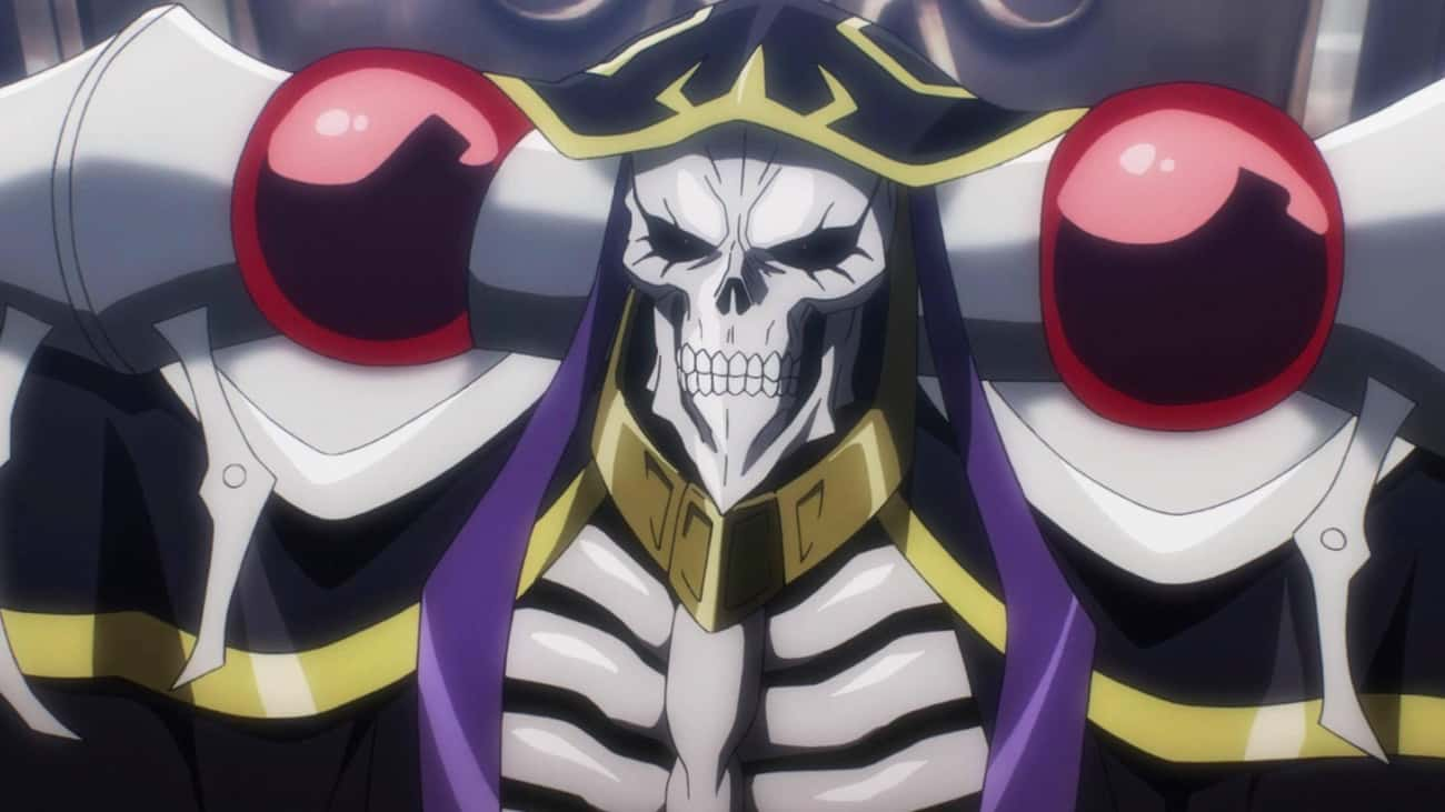 Overlord is listed (or ranked) 1 on the list 15 Anime Fans of Game of Thrones Will Enjoy