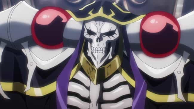 Overlord is listed (or ranked) 4 on the list 15 Anime Fans of Game of Thrones Will Enjoy