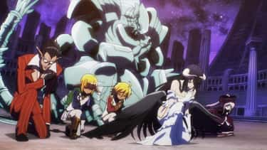 Ainz Ooal Gown Didn't Mean To  is listed (or ranked) 1 on the list 15 Anime Where Characters Want To Take Over The World