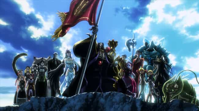Overlord is listed (or ranked) 3 on the list The 13 Best Anime Like Accel World