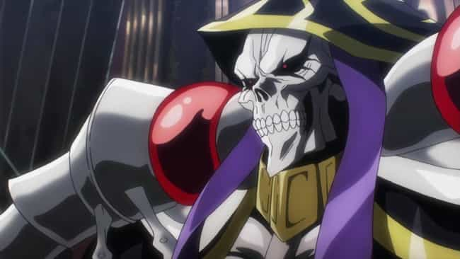 Overlord is listed (or ranked) 3 on the list The 13 Best Anime Like Is It Wrong to Try to Pick Up Girls in a Dungeon?