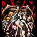 Overlord is listed (or ranked) 8 on the list The 16+ Best Survival Game Anime