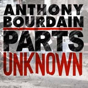 Anthony Bourdain: Parts Unknow is listed (or ranked) 2 on the list The Best Food Travelogue TV Shows