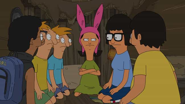 Fort Night is listed (or ranked) 3 on the list The Best Halloween Episodes On 'Bob's Burgers'