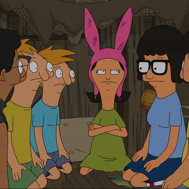 Fort Night is listed (or ranked) 3 on the list The Best Halloween Episodes On Bob's Burgers