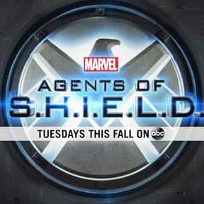 Marvel's Agents of S.H.I.E.L.D is listed (or ranked) 13 on the list The Best Comic Book & Superhero Shows of All Time