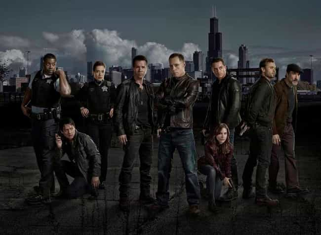 Chicago P.D. is listed (or ranked) 2 on the list The Most Attractive NBC Primetime Series Casts