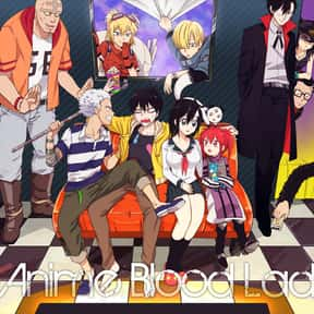 Blood Lad is listed (or ranked) 21 on the list The Best Anime Like Strike The Blood
