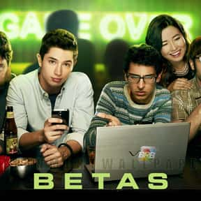 Betas is listed (or ranked) 22 on the list All the Shows Amazon Has Canceled