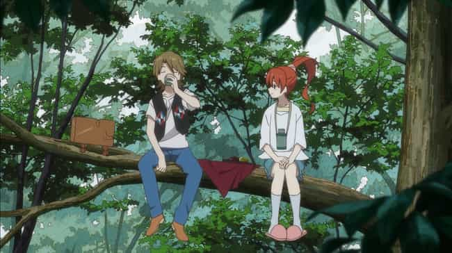 The Eccentric Family is listed (or ranked) 4 on the list The 16 Most Underrated Anime From The Past 6 Years