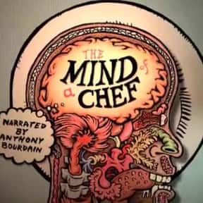 The Mind of a Chef is listed (or ranked) 16 on the list The Best Food Travelogue TV Shows
