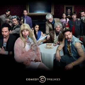 Kroll Show is listed (or ranked) 21 on the list The Best Comedy Central TV Shows