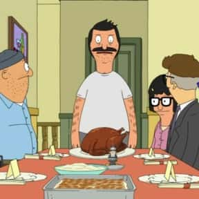 Turkey in a Can is listed (or ranked) 10 on the list The Best 'Bob's Burgers' Episodes of All Time