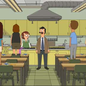 Bob and Deliver is listed (or ranked) 8 on the list The Best 'Bob's Burgers' Episodes of All Time