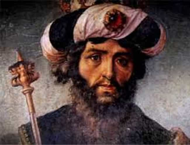 King David is listed (or ranked) 4 on the list List of Famous Harpists