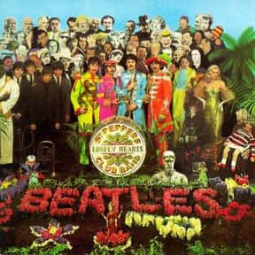 Sgt. Pepper's Lonely Hearts Cl is listed (or ranked) 16 on the list The Best Beatles Songs