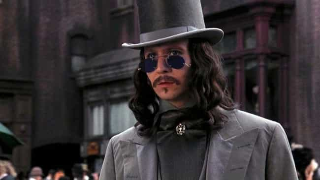 Count Dracula is listed (or ranked) 2 on the list What Vampire Would You Be, Based On Your Zodiac