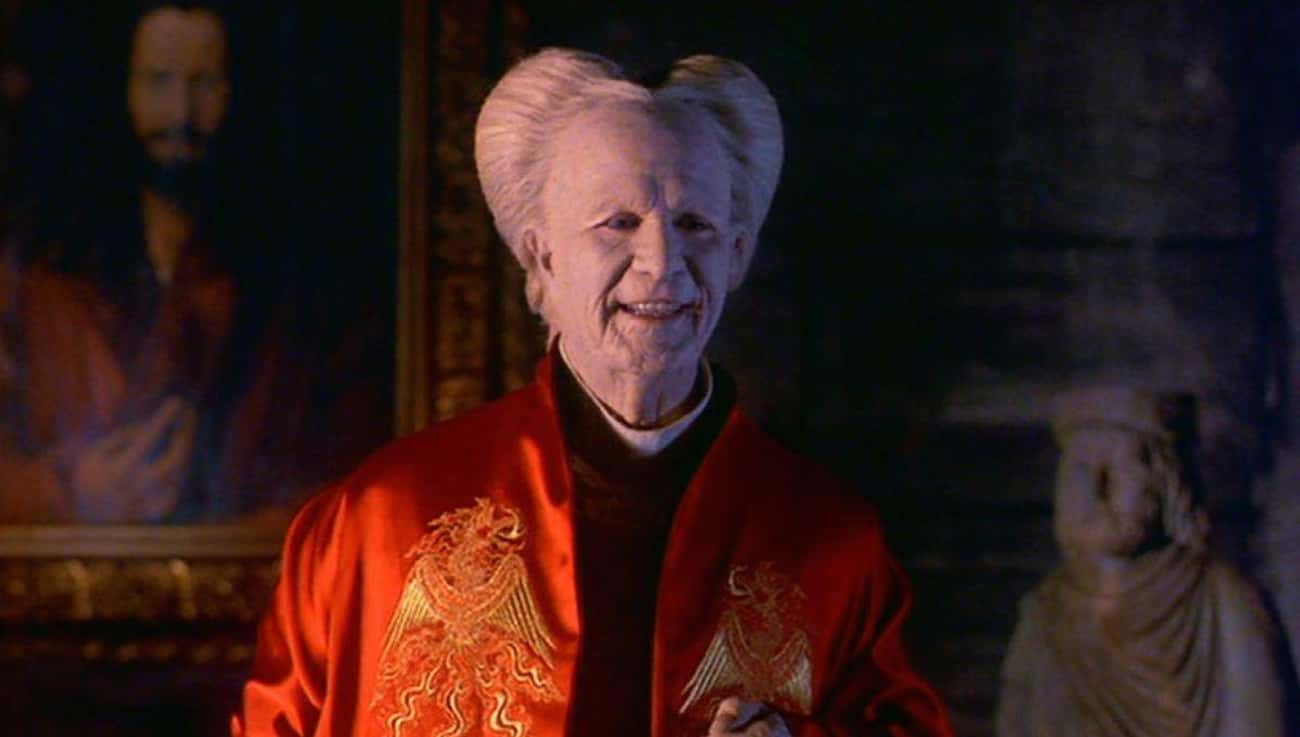 'Bram Stoker's Dracula' - The  is listed (or ranked) 4 on the list 16 Performances That Prove Gary Oldman Is Hollywood's Greatest Shapeshifter