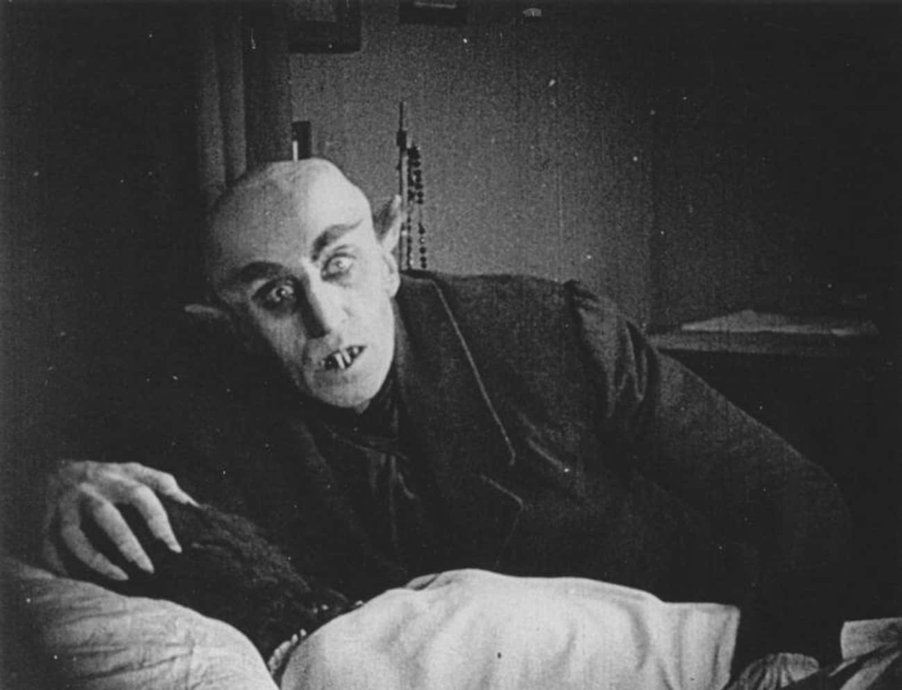 Aries: Count Orlok is listed (or ranked) 1 on the list What Vampire Would You Be, Based On Your Zodiac