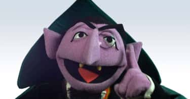 The Count From 'Sesame Street' is listed (or ranked) 2 on the list 15 Fan Theories About Vampires From Your Favorite Movies And TV Shows