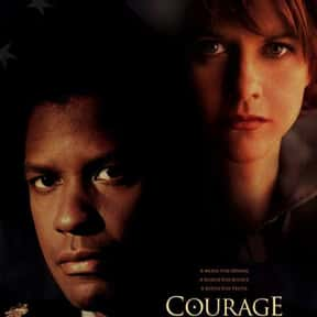 Courage Under Fire is listed (or ranked) 1 on the list The Best Movies About the Gulf War