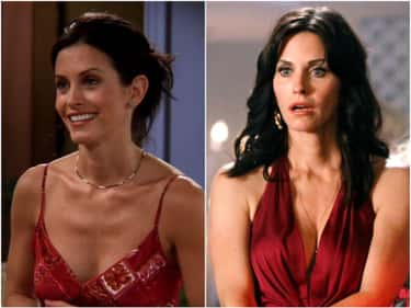 Courteney Cox (Monica Geller) is listed (or ranked) 2 on the list The Cast of Friends: Where Are They Now?