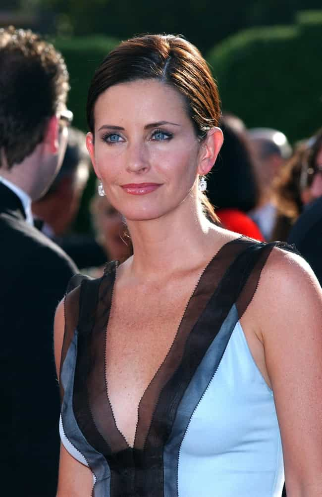 Courteney Cox is listed (or ranked) 3 on the list Celebrities Who Had Lasik