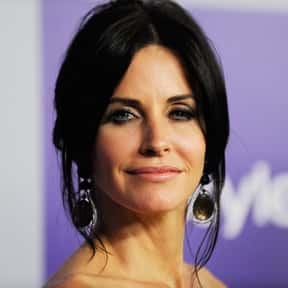 Courteney Cox is listed (or ranked) 1 on the list Famous People From Birmingham
