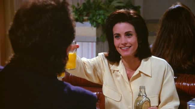 Courteney Cox is listed (or ranked) 1 on the list Unknown Actors Who Appeared On 'Seinfeld' And Went On To Be Big Stars