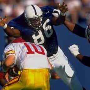 Courtney Brown is listed (or ranked) 13 on the list List of Famous Football Defensive Linemans