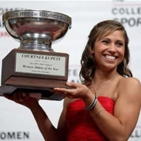 Courtney Kupets is listed (or ranked) 11 on the list Famous Gymnasts from the United States