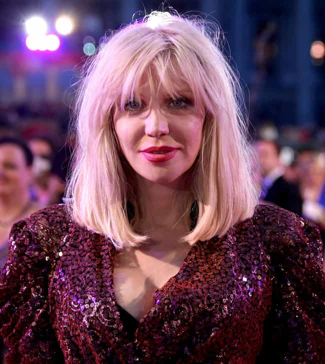 Courtney Love is listed (or ranked) 4 on the list Celebrities Convicted of Felonies