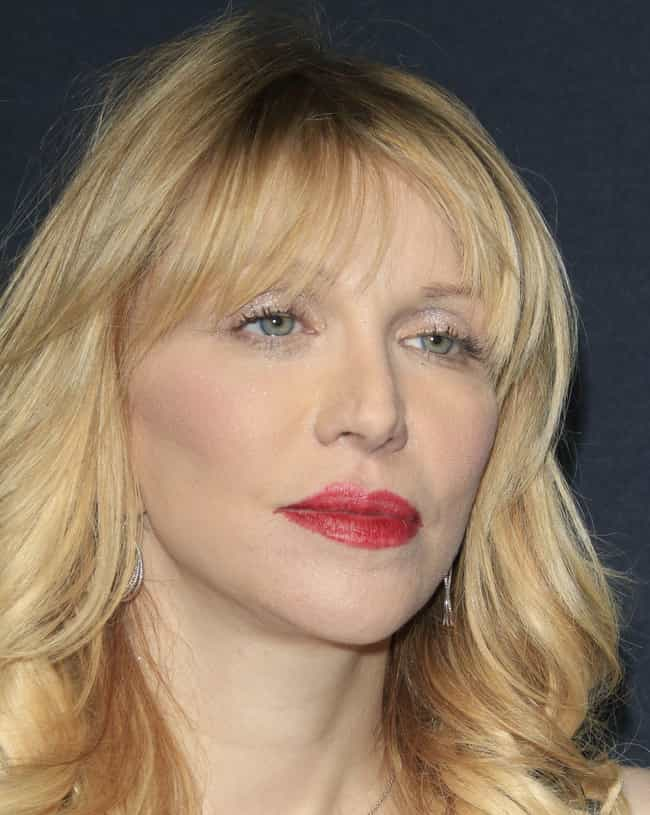Courtney Love is listed (or ranked) 3 on the list Stories of Celebrities Who Are Awful To Their Assistants