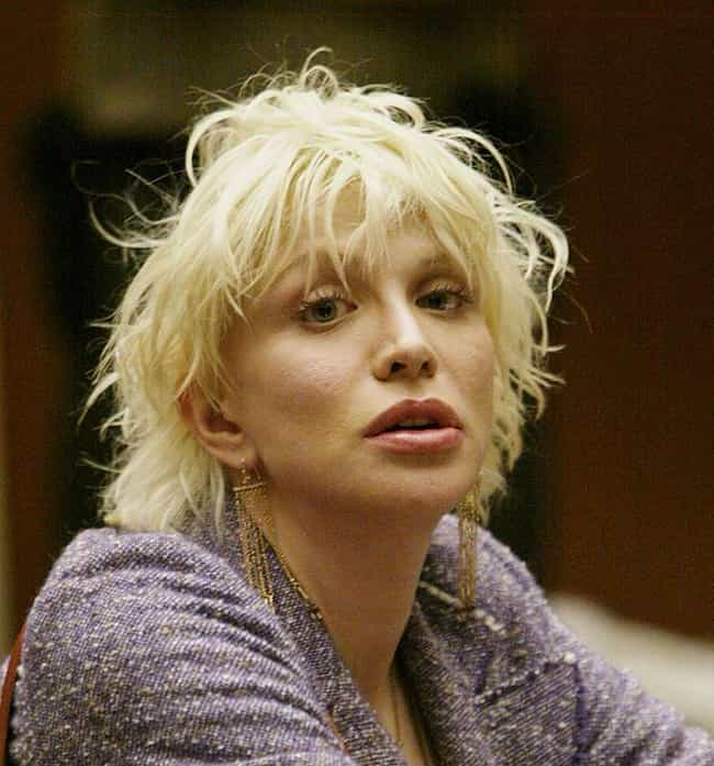 Courtney Love is listed (or ranked) 5 on the list 26 Famous People Who Were Kicked Out of School