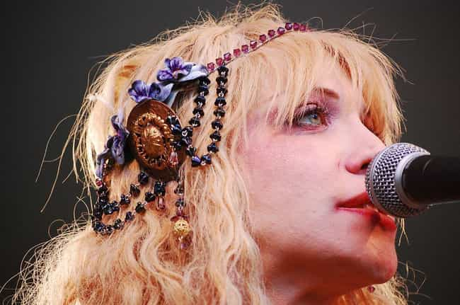 Courtney Love is listed (or ranked) 3 on the list Famous People Who Have Struggled With Heroin Addiction