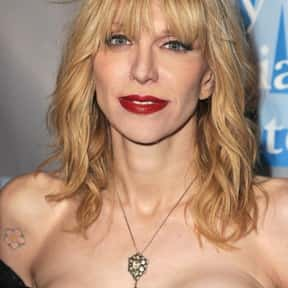 Courtney Love is listed (or ranked) 16 on the list Celebrities Who Are Secret Geeks