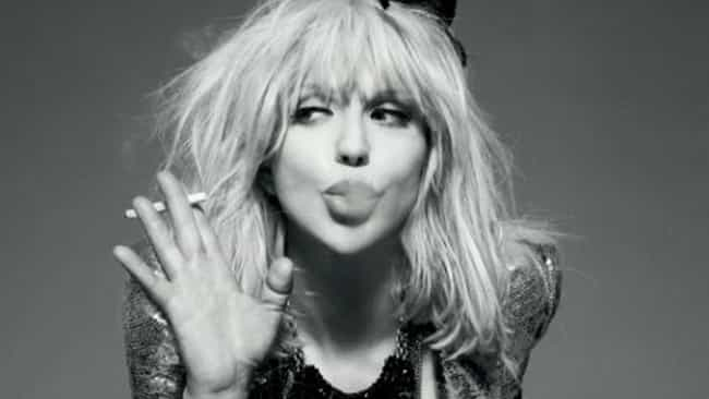 Courtney Love is listed (or ranked) 2 on the list Celebrities Convicted of Felonies