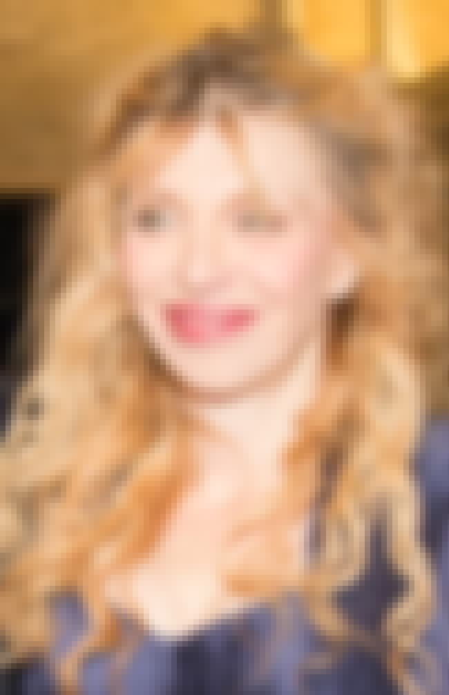 Courtney Love is listed (or ranked) 4 on the list 16 Famous People with Autism